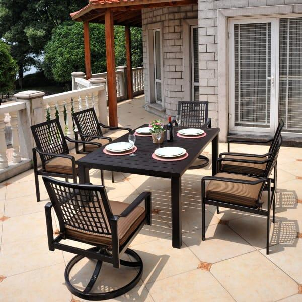 Hyde Park Dining, Hyde Park Outdoor Furniture