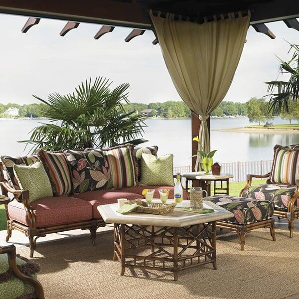 Island Estate Veranda Deep Seating by Tommy Bahama