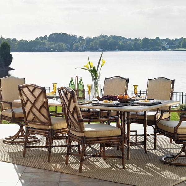 Island Estate Veranda Dining by Tommy Bahama
