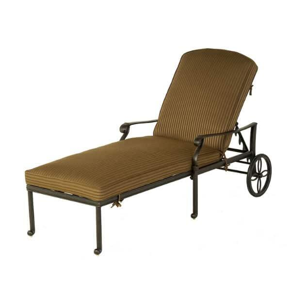 Mayfair Chaise Lounge by Hanamint