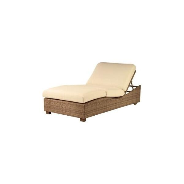 Montecito Double Chaise Lounge