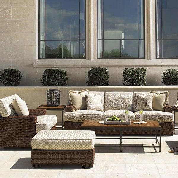 Ocean Club Pacifica Deep Seating by Tommy Bahama