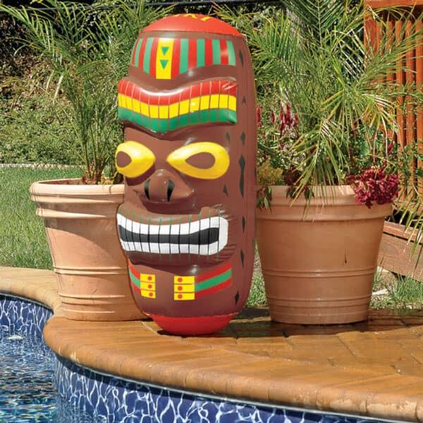 Tiki Totem by Swimline