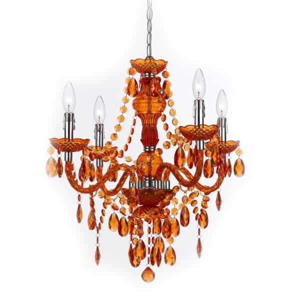 Naples 4 Light - Orange by AF Lighting