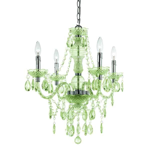 Naples 4 Light - Seafoam Green by AF Lighting