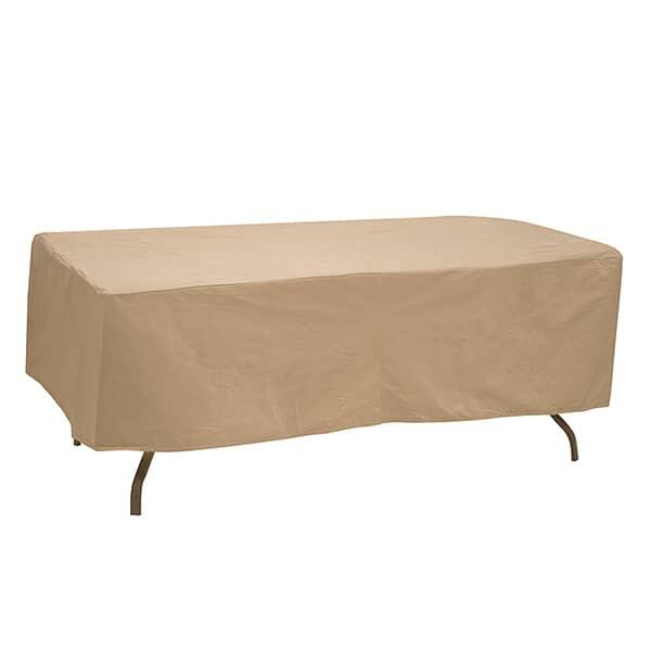 72'' - 76'' Oval Rectangle Table by Protective Covers Inc