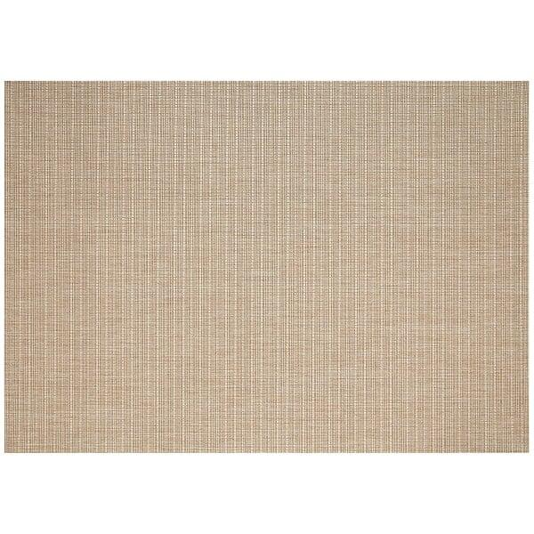 Linen Outdoor Rug - Caramel Macchiato by Treasure Garden