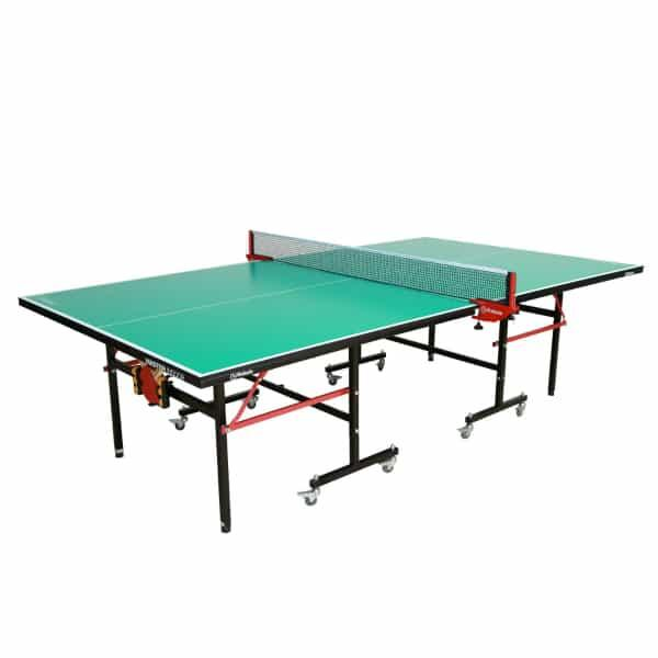 Master indoor table tennis - Table tennis table size and specifications ...