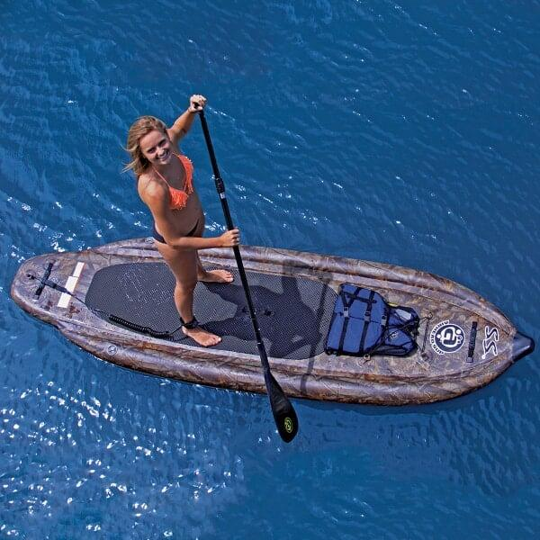 Airhead Super Stable Paddleboard Camo by Airhead