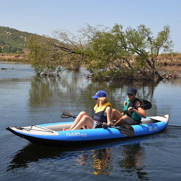 Flash 2 Person Kayak by Solstice