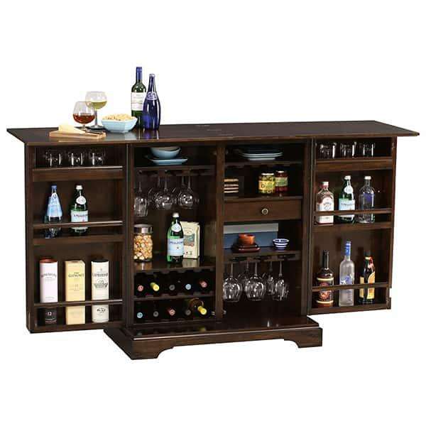 Benmore Valley Wine & Bar Cabinet by Howard Miller