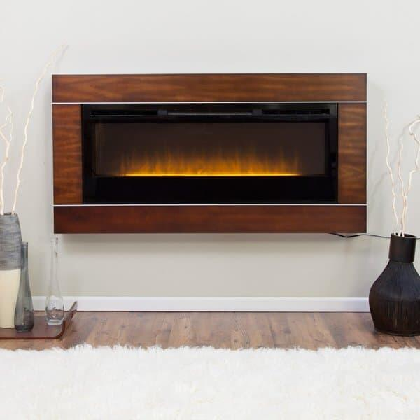 Cohesion Wall Mount Fireplace by Dimplex
