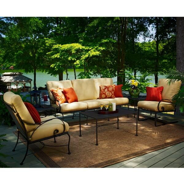 Monticello Deep Seating by Meadowcraft
