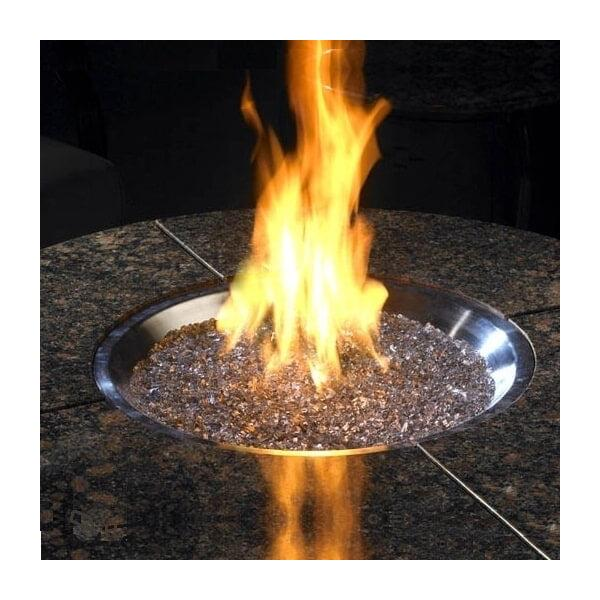 "20"" Round Fire Burner by Outdoor GreatRoom"