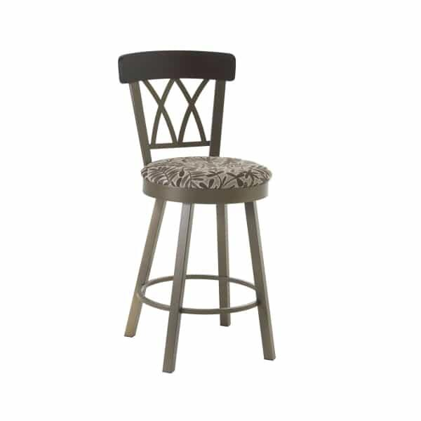 Brittany Extra Tall Stool by Amisco