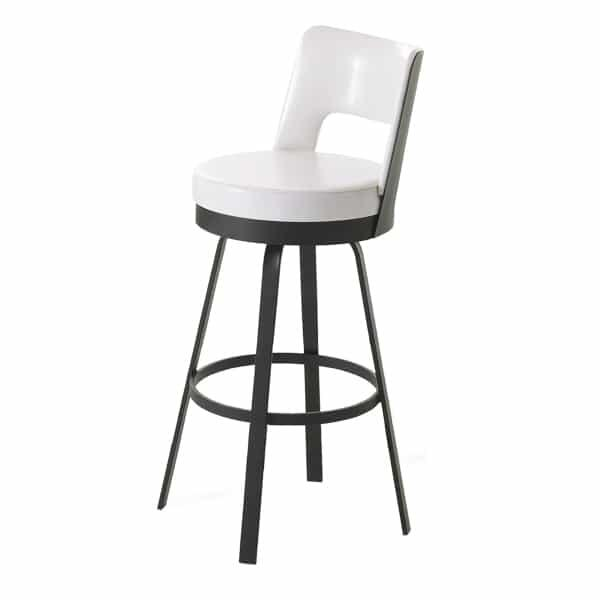 Brock Bar Stool by Amisco