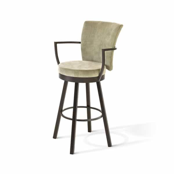 Cardin Bar Stool by Amisco