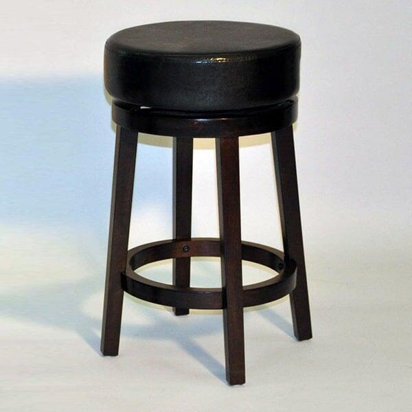 Awesome Espresso Black Bar Stool By East Coast Innovations Furniture Beatyapartments Chair Design Images Beatyapartmentscom
