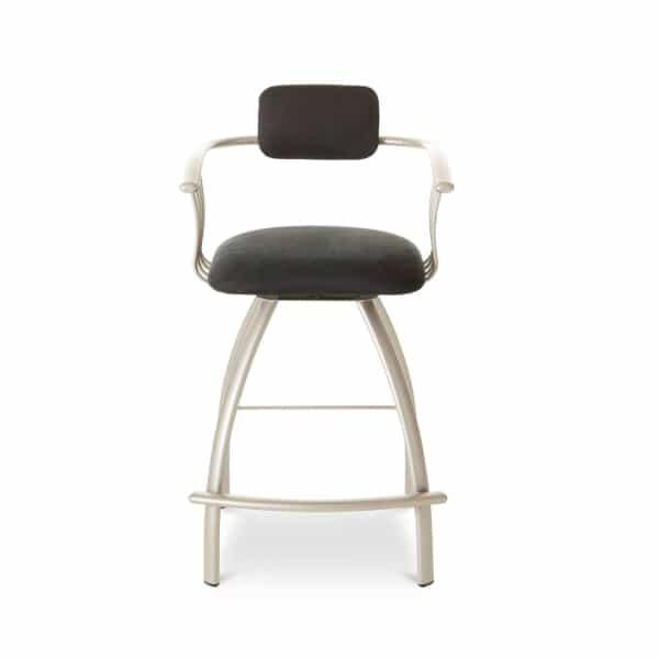 Kris Bar Stool by Amisco