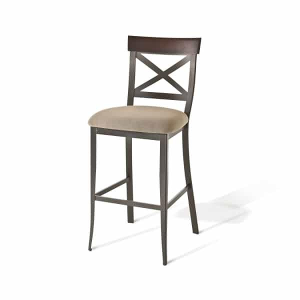 Kyle Bar Stool by Amisco