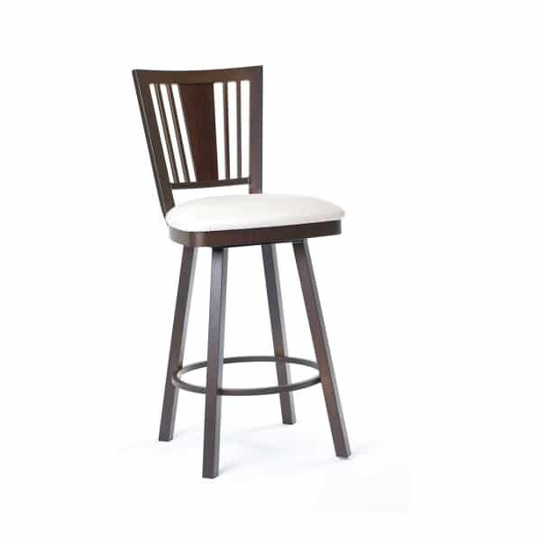 Madison Bar Stool by Amisco