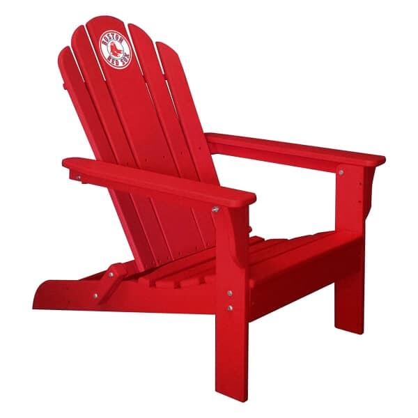 Adirondack Chair - Red Sox by Imperial International