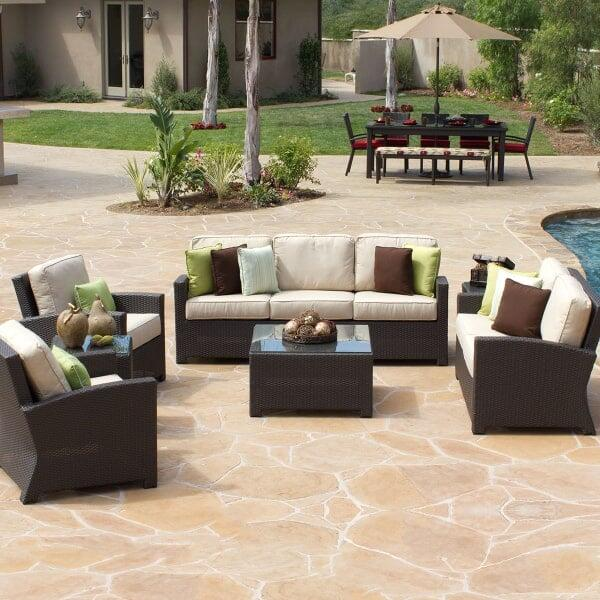 Cabo Patio Furniture.Cabo Deep Seating