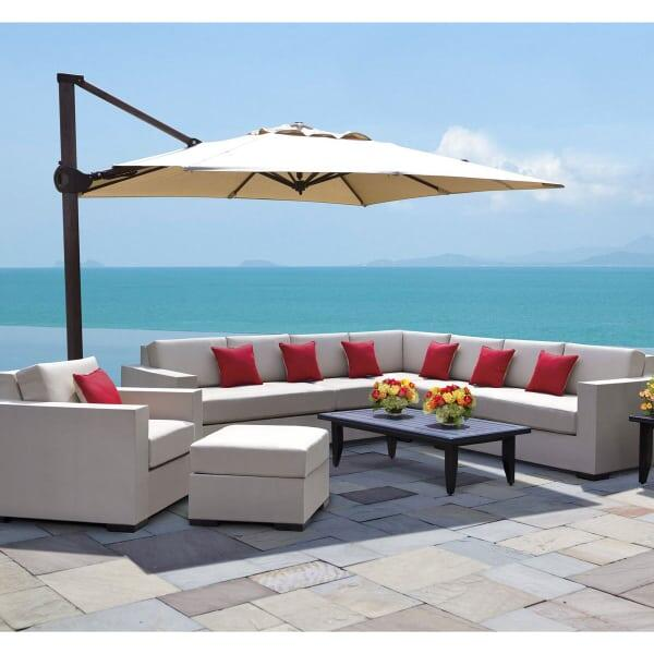 modular outdoor sectional