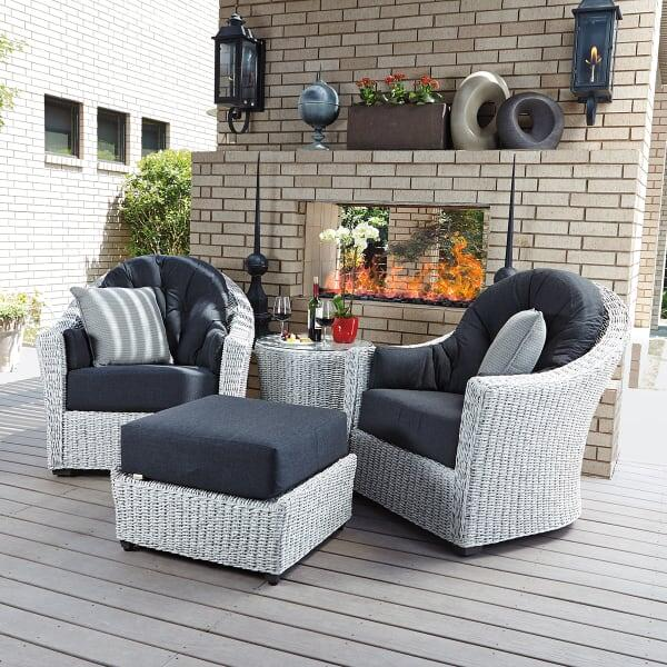 Isabella Deep Seating by Woodard