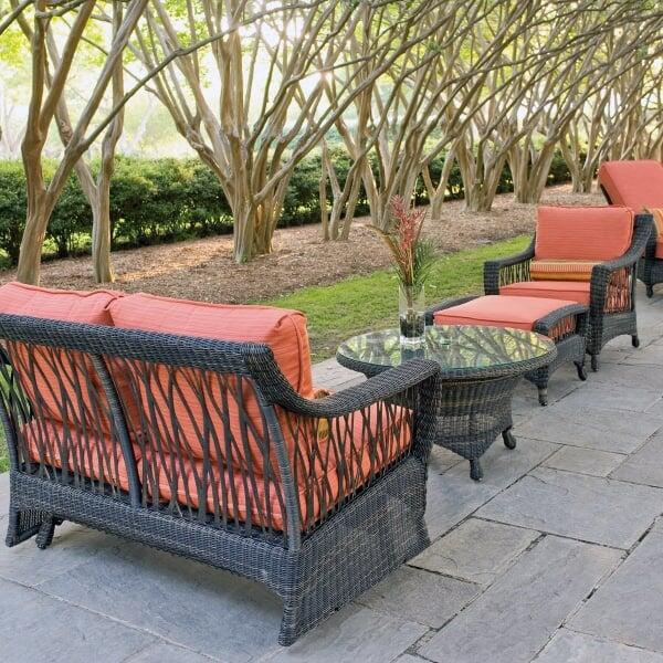 Serengeti Deep Seating by Woodard