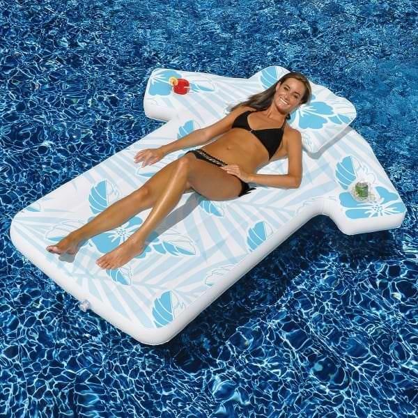 Inflatable Cabana Shirt Float by Swimline