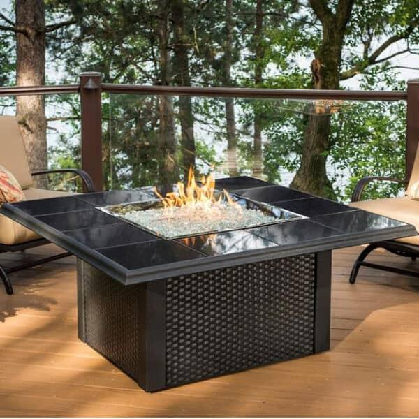 The Wave Fire Pit The Outdoor Greatroom Company