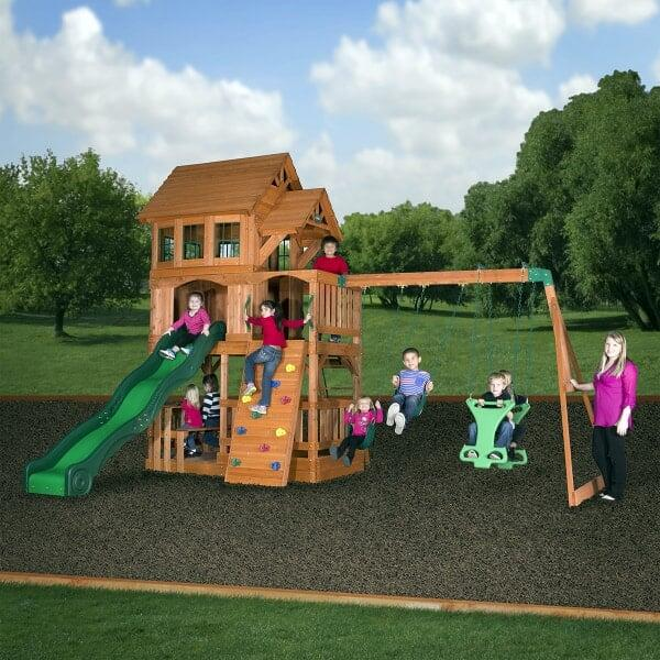 Liberty II Playset by Backyard Discovery