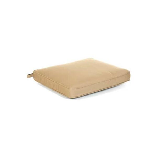"""Hanamint 3"""" Thick Deluxe Dining Seat Replacement Cushion"""