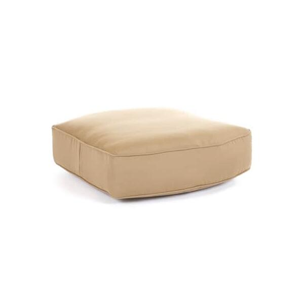 "Hanamint 6"" Thick Deluxe Replacement Ottoman Cushion"