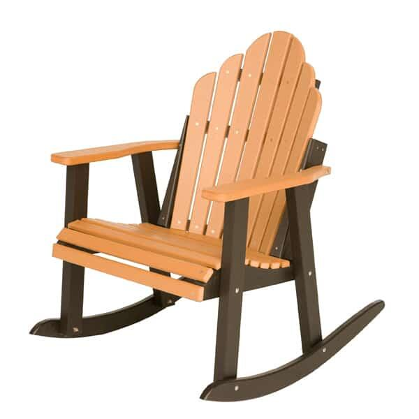Cozi Back Rocking Chair By Berlin Gardens