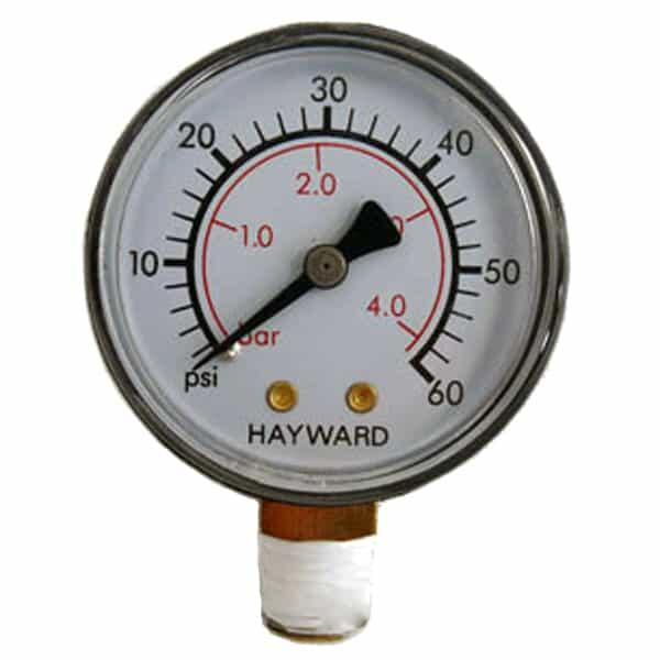 Pressure Gauge by Hayward