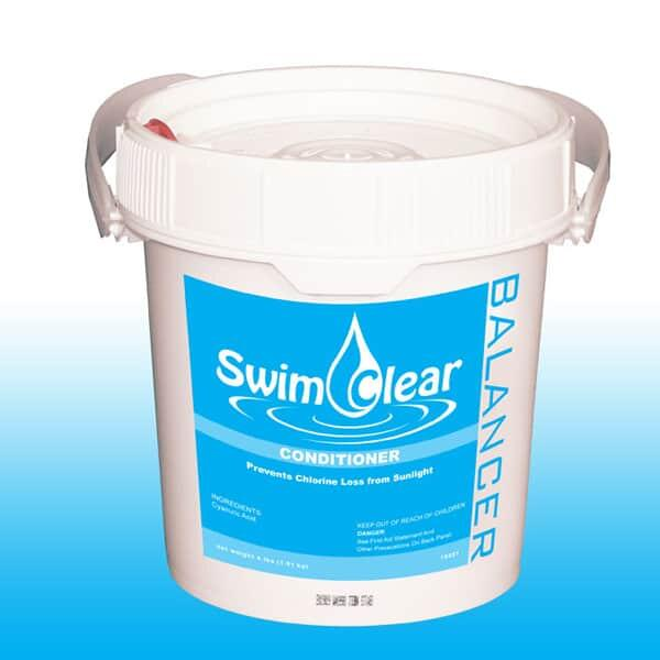 Conditioner stabilizer - What is swimming pool conditioner ...