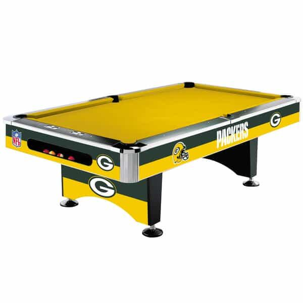 Green Bay Packers by Imperial Billiards