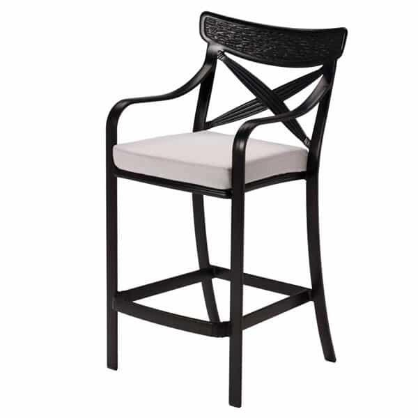 Chimaya Cast Bar Stool by Tropitone