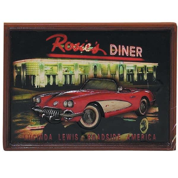 Corvette Wall Art by R.A.M. Game Room