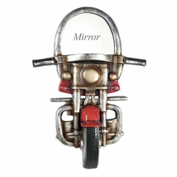 Motorcycle With Mirror by R.A.M. Game Room