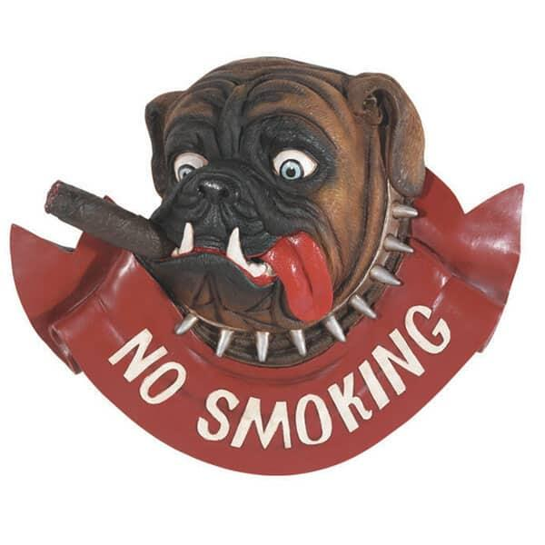 No Smoking Wall Art by R.A.M. Game Room