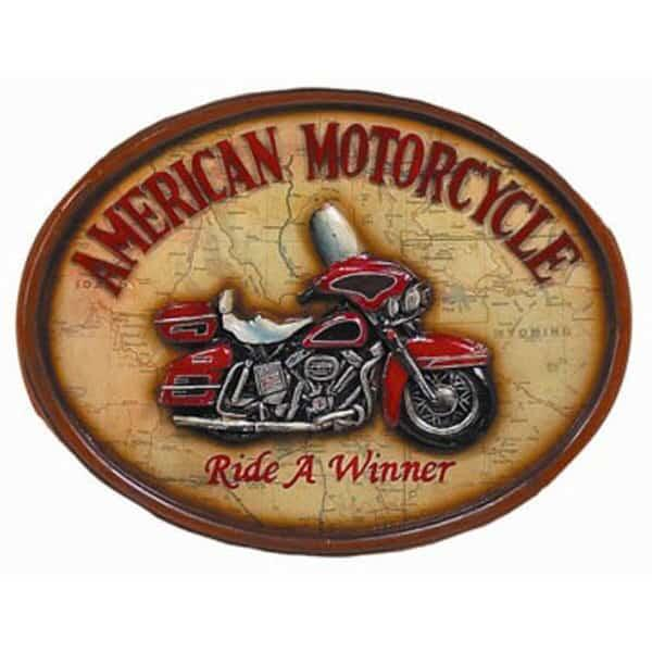 Ride A Winner Wall Art by R.A.M. Game Room