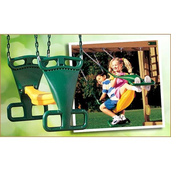 Back to Back Glider Chain by Creative Playthings