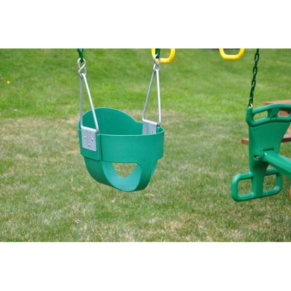 Bucket Toddler Swing & Chain by Creative Playthings