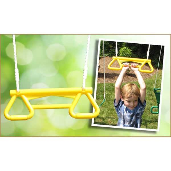 Ring Trapeze Rope by Creative Playthings