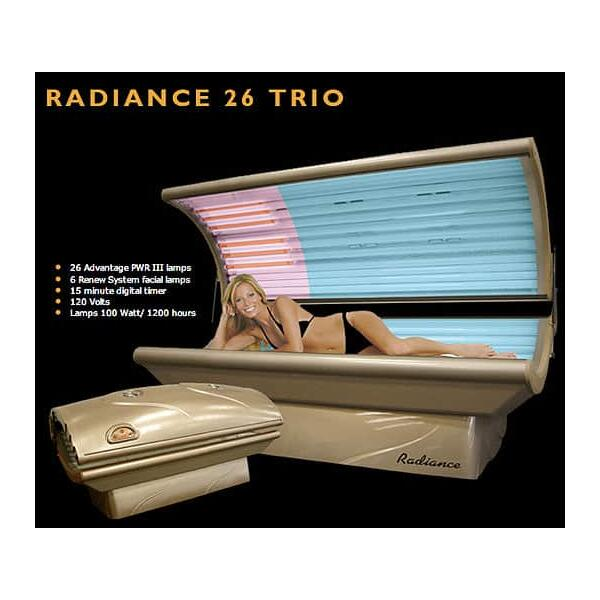 Radiance 26 Trio by ESB Enterprises