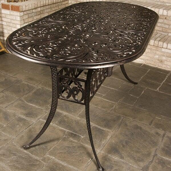 St augustine bar height for Hanamint patio furniture