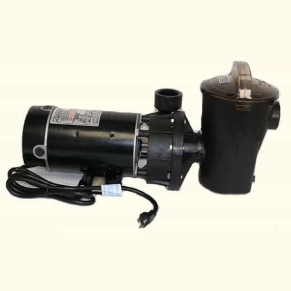 hayward 2 hp pump motor